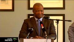 UDM leader, Bantu Holomisa.
