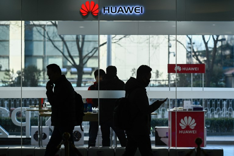 SABC News Huawei Reuters 1 1 - China's Huawei sues US over federal ban on using its products