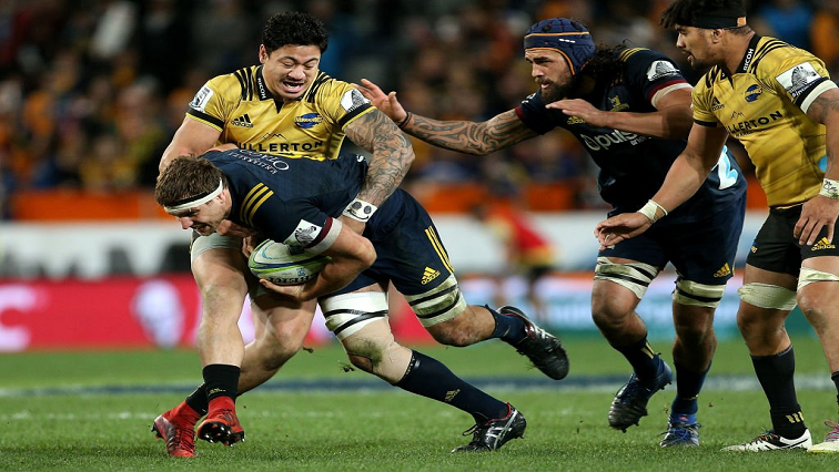 SABC News Hurricanes Highlanders Twitter @SuperRugby - Hurricanes beat the Highlanders in Super Rugby derby