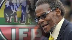IFP leader Prince Mangosuthu Buthelezi