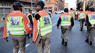 SABC News JMPD - Law enforcement on high alert due to blackouts