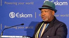 Eskom board chairperson Jabu Mabuza.