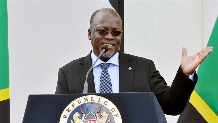 SABC News John Magufuli AFP