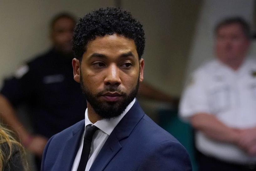 SABC News Jussie Reuters - Jussie Smollett pleads not guilty to new charges