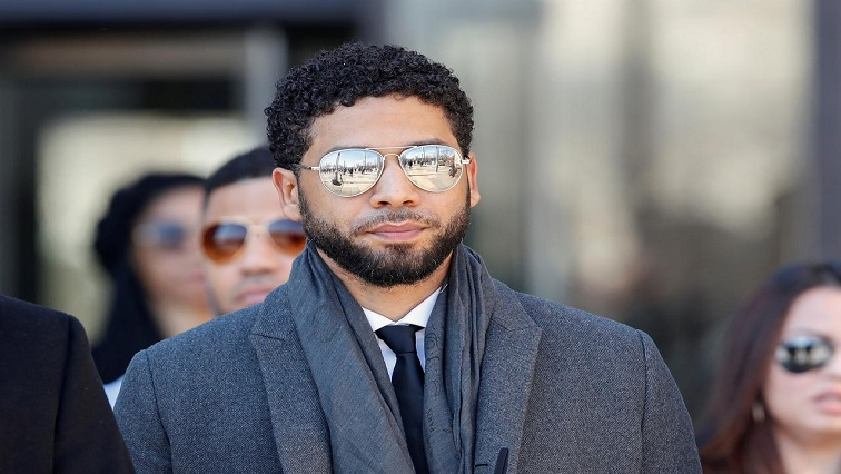 SABC News Jussie Smollett R - Trump weighs-in on Smollett case