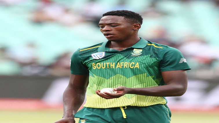 SABC News Kagiso Rabada Proteas Twitter @OfficialCSA - Proteas chasing clean sweep in five match ODI