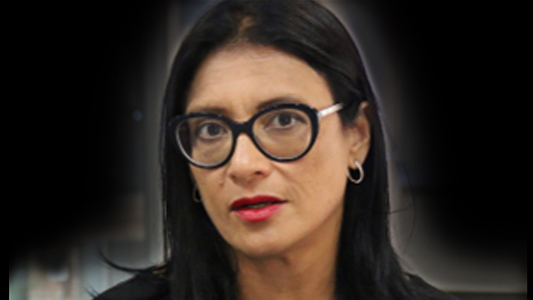 SABC News Karima Brown Kingsmead College 1 - EFF a threat to democracy: Brown