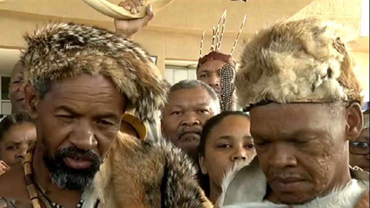 SABC News Khoisan - N.Cape Khoi groups feeling deserted by government