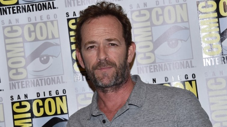 SABC News Luke Perry AFP - Luke Perry, star of 'Beverly Hills, 90210' dead at 52