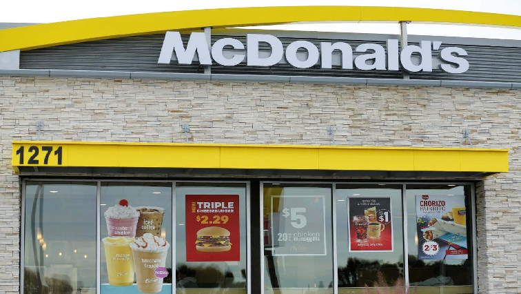 SABC News MacDonalds Reuters - McDonald's is purchasing tech firm to improve personalised menus