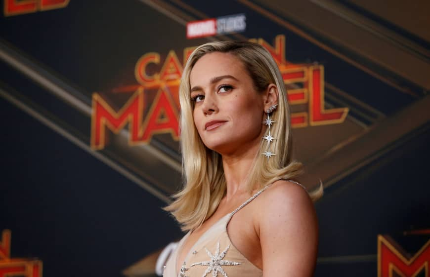 SABC News Marvel Reuters - Female fronted superhero film 'Captain Marvel' tops box offices