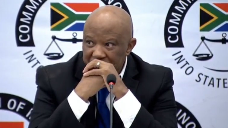 Former Deputy Minister of Finance, Mcebisi Jonas.