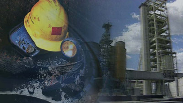 SABC News Mining - Mining production decreases as manufacturing shows slight improvement