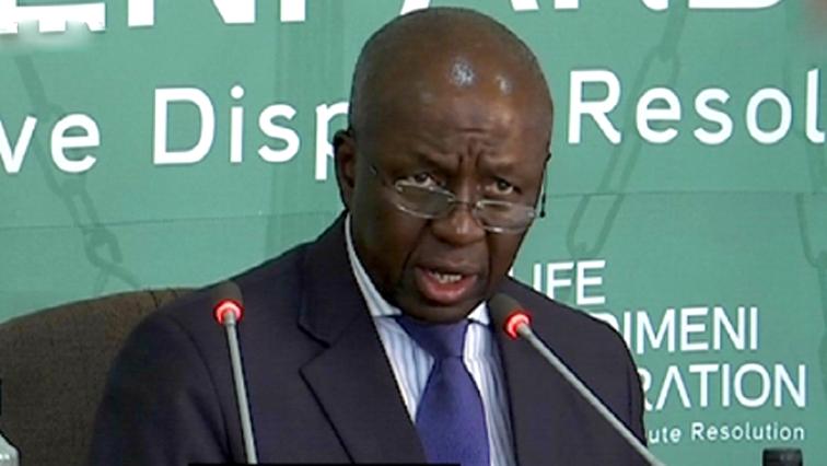 Chief Justice Dikgang Moseneke.