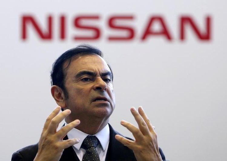 SABC News Nissan Reuters - Former Nissan chairman to be released on $8.9 million bail