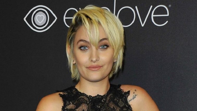SABC News Paris Jackson AFP - Paris Jackson slams reports of suicide attempt