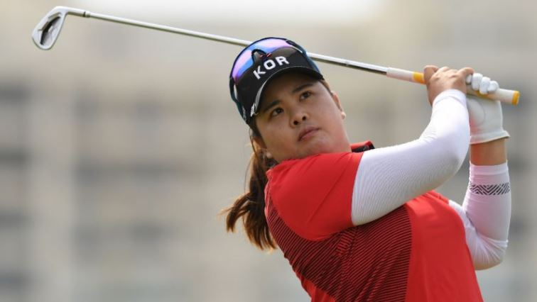 SABC News Park Inbee AFP - Park back after break to defend LPGA Founders Cup crown