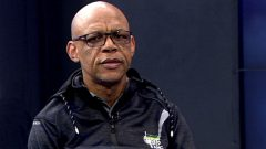 ANC national Spokesperson Pule Mabe