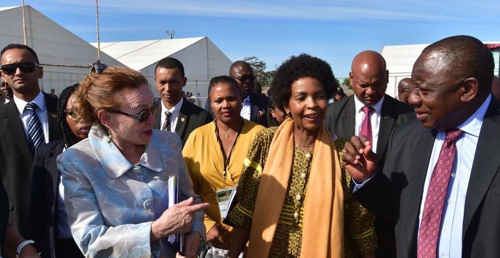 SABC News – Ramaphosa ,Zille (@PresidencyZA)