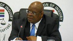 State Capture Inquiry's Raymond Zondo
