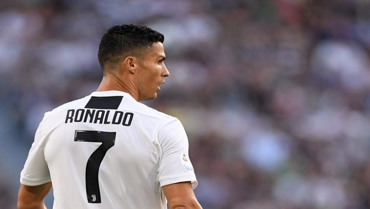 SABC News Ronaldo R - Ronaldo's hat-trick sends Juventus to Champions League quarter-finals