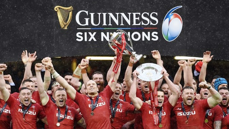 SABC News Rugby Wales AFP - Wales hammer Ireland to claim Grand Slam