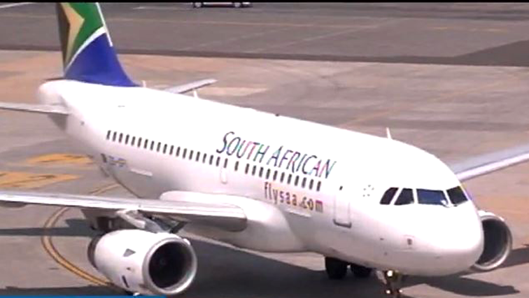 SABC News SAA - Passenger jet pilot arrested in South Africa over 'fake licence'