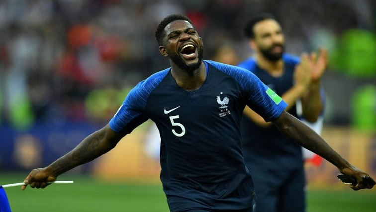 SABC News Samuel Umtiti R - Umtiti and Coman return to France squad for start of Euro qualifiers