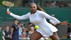Tennis star Serena Williams.