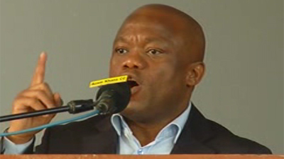 SABC News Sihle Zikalala - Women, youth remain marginalised in mainstream economy : Zikalala