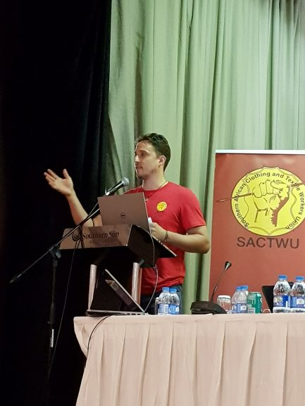 SABC News Simon Eppel Twitter @SACTWU 433x577 - SACTWU concerned about illegal imports