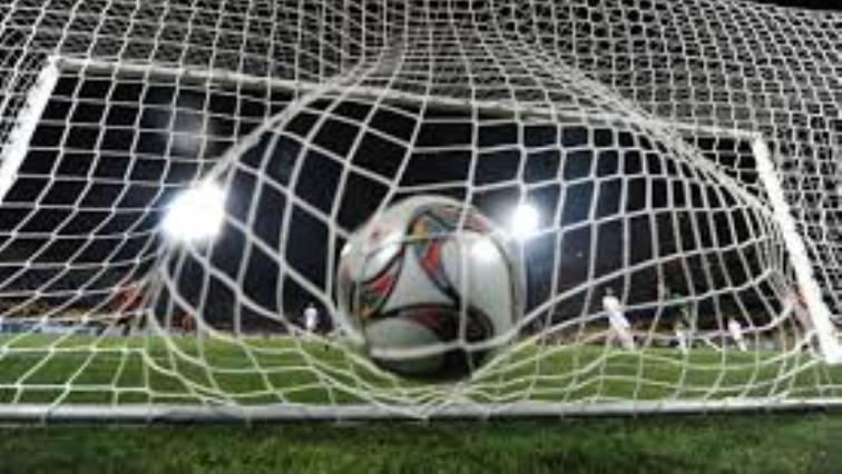 SABC News Soccer ball goal AFP - CAF Champions League surprise side on course for quarter-finals