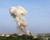 Big explosion hits Somalia's Mogadishu