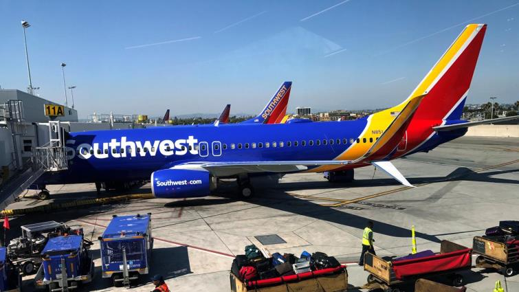 SABC News Southwest Airlines Reuters - Southwest cuts sales outlook as 737 MAX grounding hits US carriers