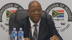 Deputy chief justice Zondo