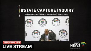 SABC News State Capture Inquiry LIVESTREAM 1 300x169 - WATCH: Commission of Inquiry into State Capture