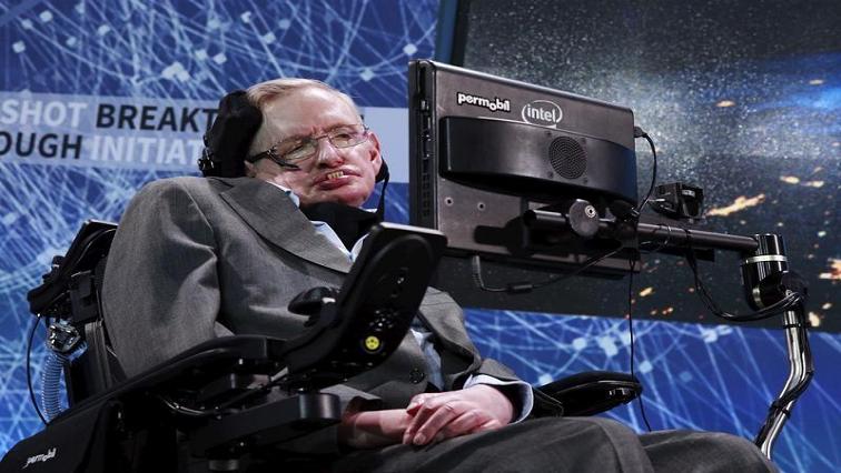 Stepehen Hawking