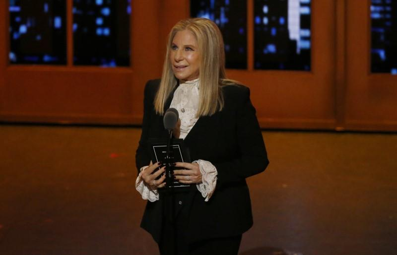 SABC News Streisand Reuters - Streisand apologises for remarks on Michael Jackson documentary