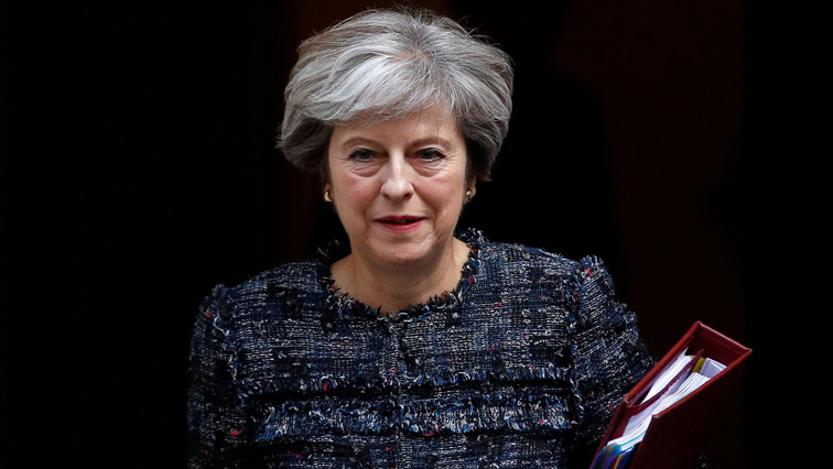 SABC News Theresa May AFP - Brexit end-game scenarios