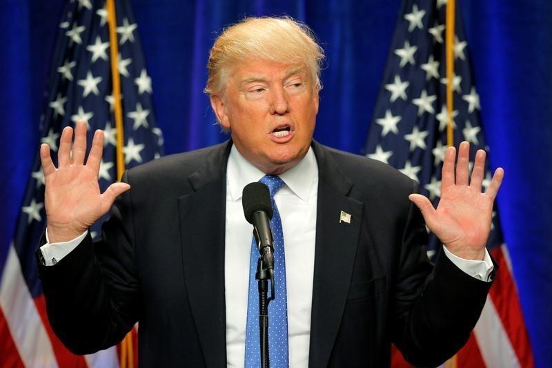 SABC News Trump Reuters - Trump says Justice will review uproar on Jussie Smollett