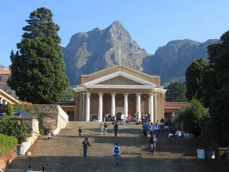 SABC News UCT 768x577 - UCT in need of funding for feeding scheme
