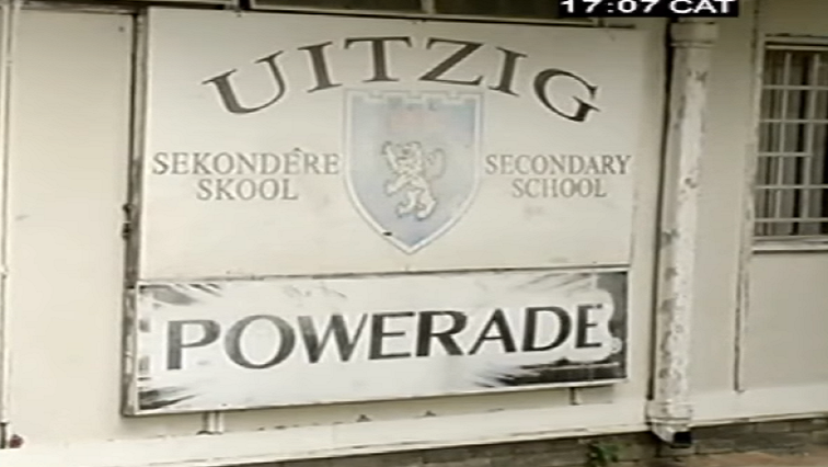 SABC News Uitsig school - Uitsig Secondary SGB to approach Constitutional Court to keep school open