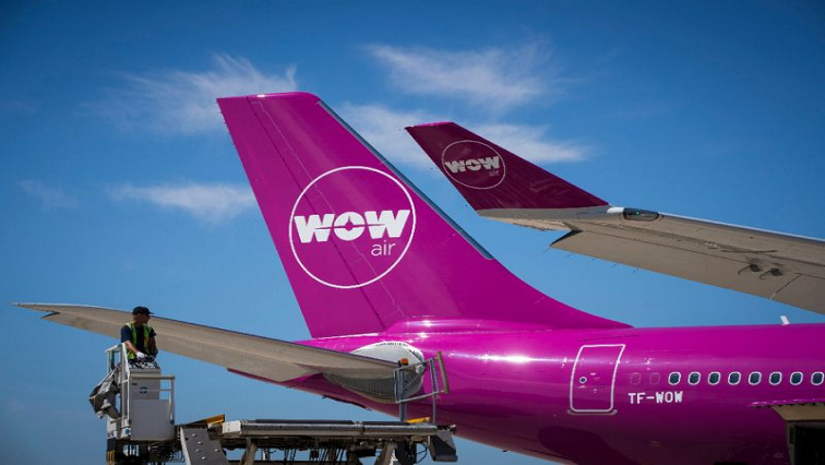 SABC News WOW Air AFP - Budget airline in Iceland goes under as sector struggles