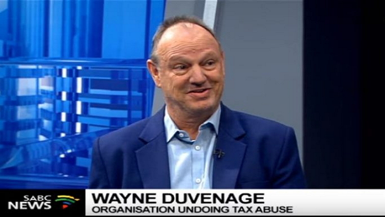 SABC News Wayne Duvenage - OUTA has reservations about SANRAL's suspension of e-toll debt