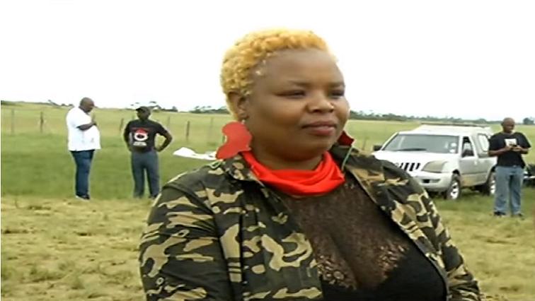 Nontle Mbuthuma