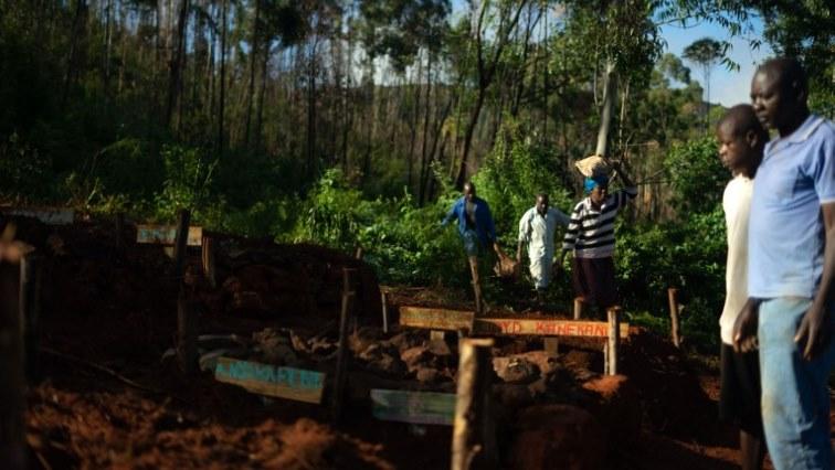 SABC News Zim Clyclone victims AFP