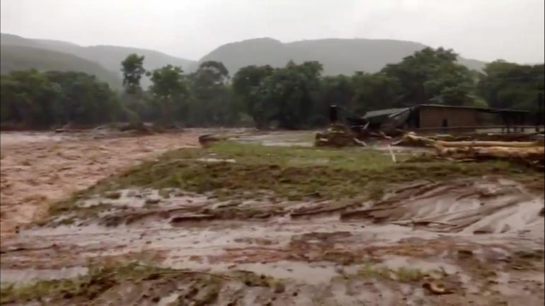 Cyclone Idai in Zimbabwe