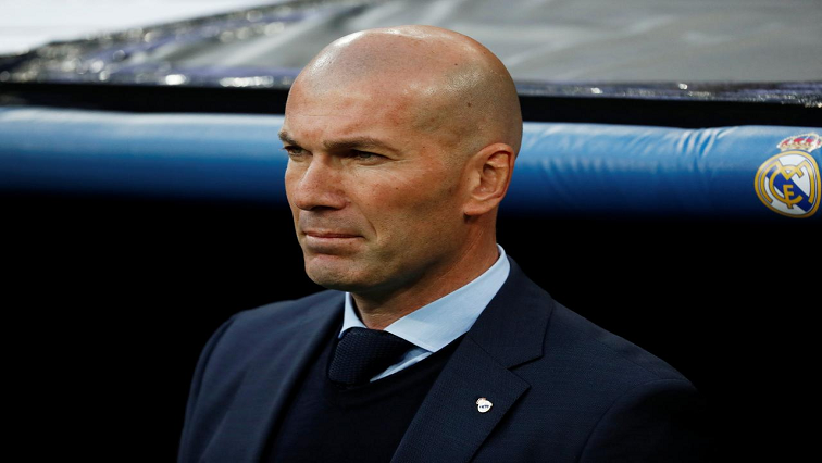 SABC News Zinedine Zidane R - Zidane risks reputation to usher in new era at Real Madrid