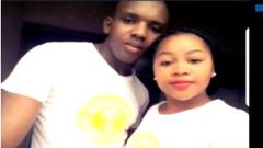 Thabani Mzolo and Zolile Khumalo