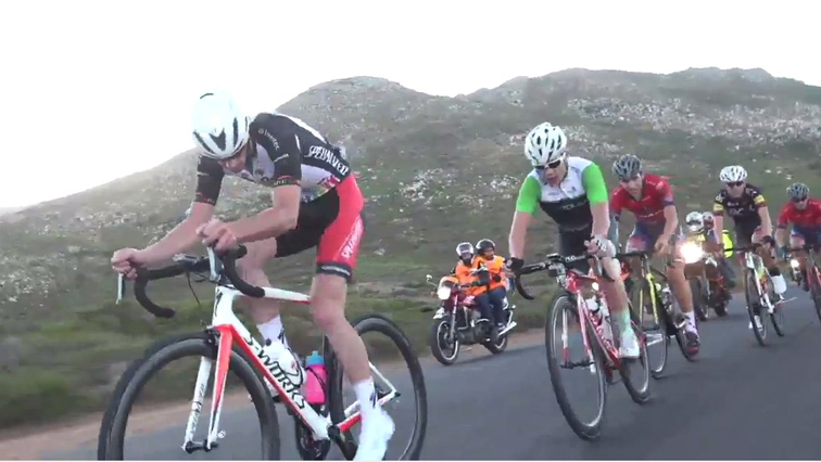 SABC News cycle tour @CTCycleTour - Cyclist dies during 41st annual Cape Town Cycle Tour